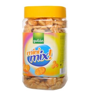 Gullon Mini Mix Savoury Biscuits 350g