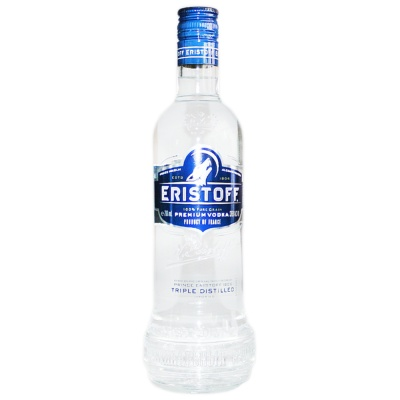 Eristoff Premium Vodka 700ml