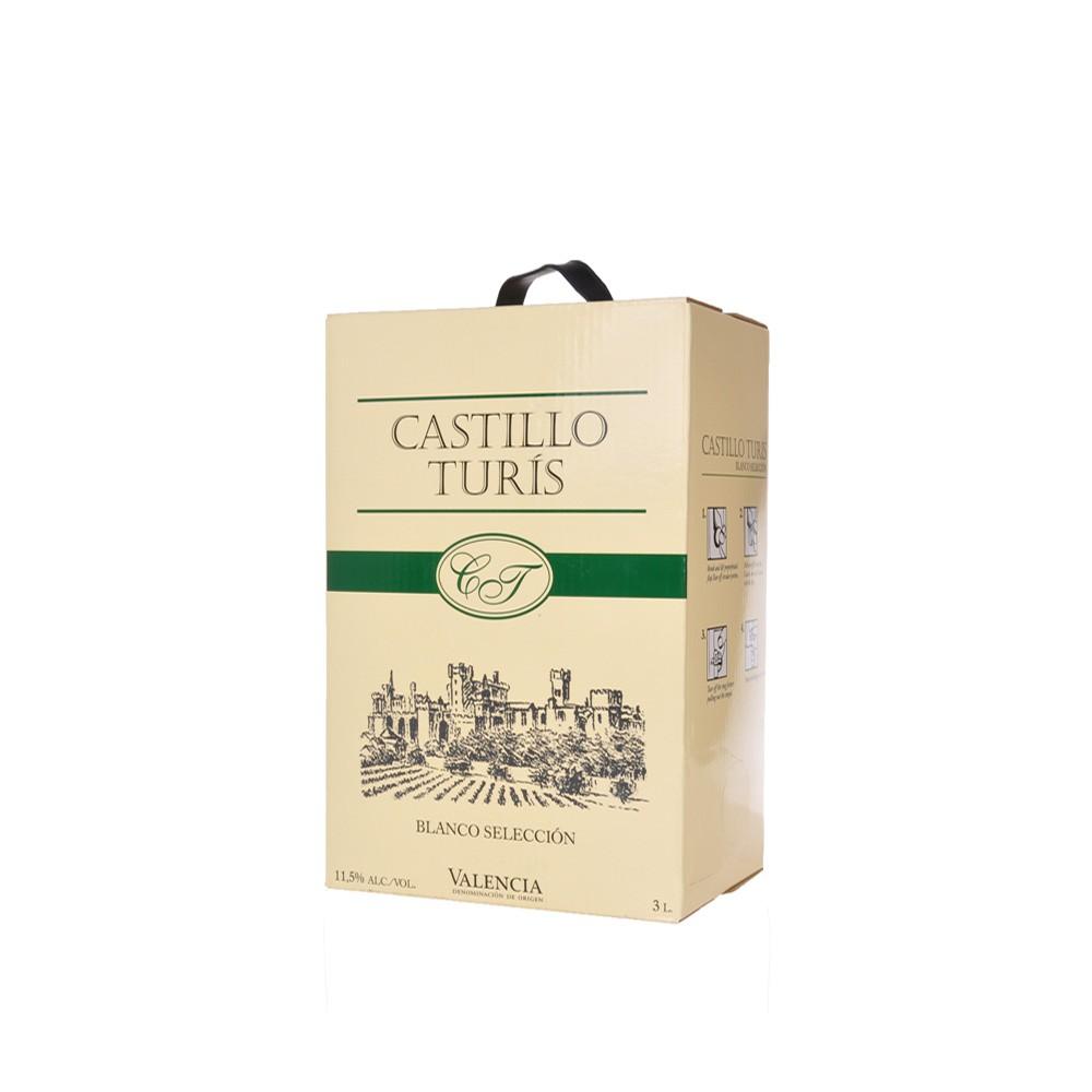 Castillo Turis Blanco Seleccion 3L