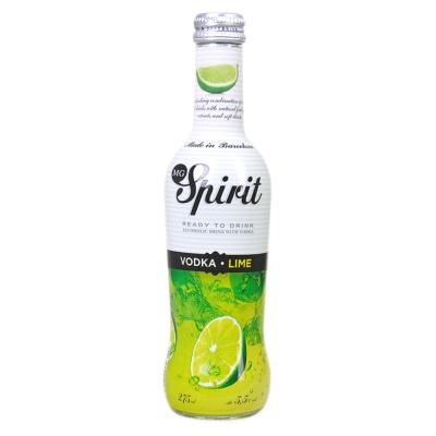 MG Spirit Lime Cocktail 275ml