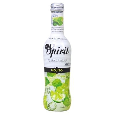 MG Spirit Mojito Cocktail 275ml