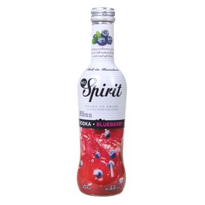 MG Spirit Blueberry Cocktail 275ml