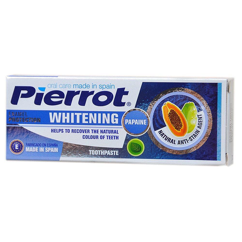 Pierrot Whitening Papaine Toothpaste 30ml