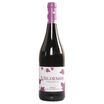Valdemar Tempranillo 2011 750ml