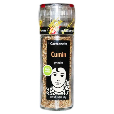 Carmentcita Cumin Seeds (Grinder New) 42g