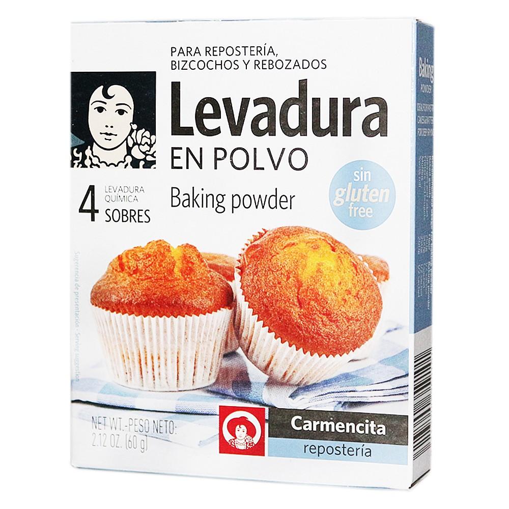 Carmentcita Baking Powder 60g