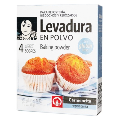 Carmentcita Baking Powder 60g