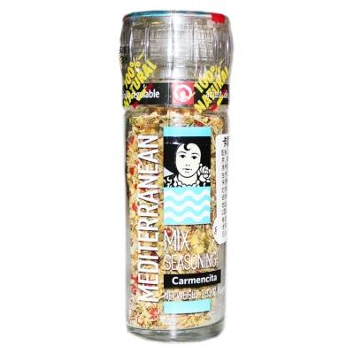 Carmentcita Mediterranean Mix Seasoning (Grinder New) 66g
