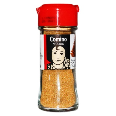 Carmentcita Cumin Seed Ground 30g