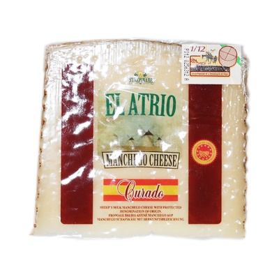 Entrepinares Manchego Cheese Cured 150g