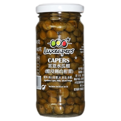Capers 240g