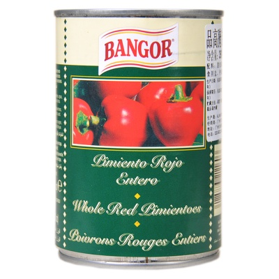 Bangor Whole Red Limientoes 390g