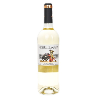 Sangre Y White Wine 750ml