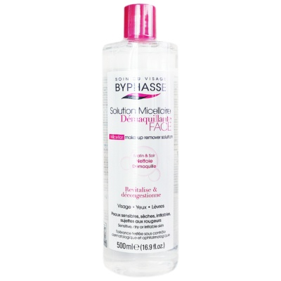 Byphasse Makeup Remover Water 500ml