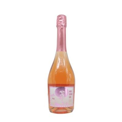 小小诗莫斯卡托桃红起泡葡萄酒 750ml