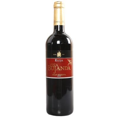 Vina Bujanda Gran Reserva Wine 750ml