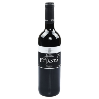 Rioja Vina Bujanda Crianza 750ml
