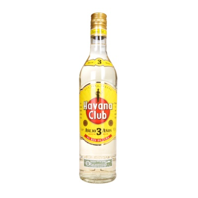 Havana Club Anejo 3 Anos Rum 700ml