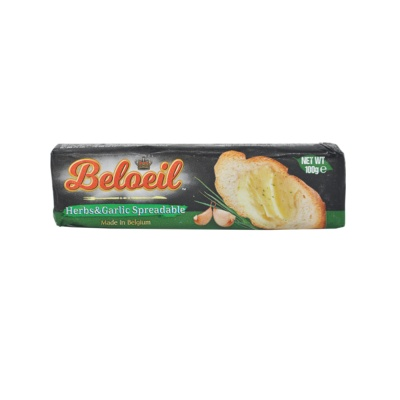 Beloeil Herbs&Garlic Spreadable 100g