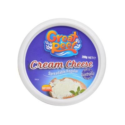 大堡礁涂抹奶油干酪 200g