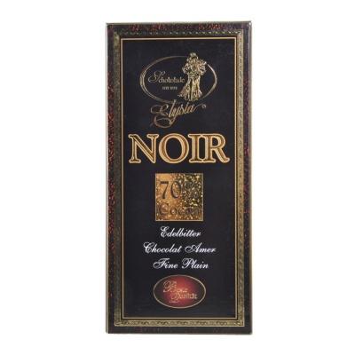 Elysia Noir 70% Dark Chocolate 100g