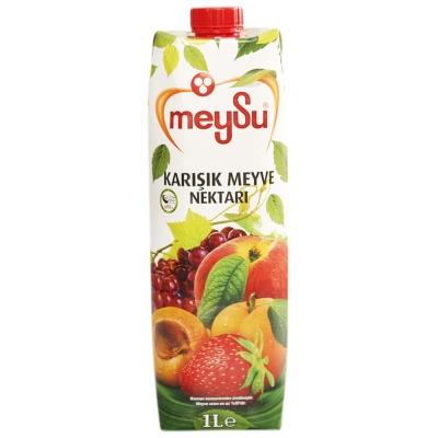 梅苏混合果汁饮料 1L