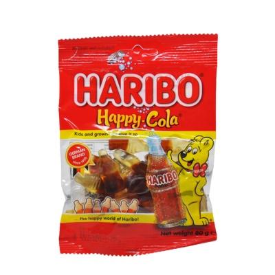 哈瑞宝快乐可乐橡皮糖 80g