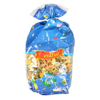 Faliso Space Series Vegetables Pasta 250g
