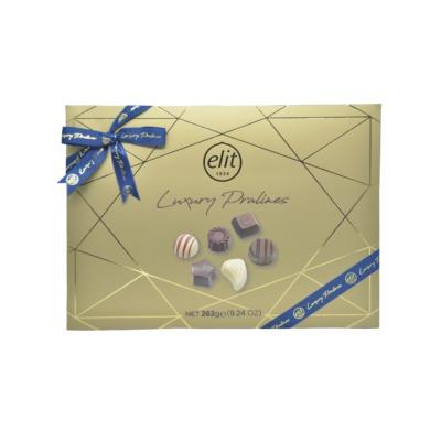 Elit Luxury Pralines Assorted Chocolate Gift 262g