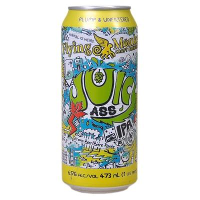 多汁蜜臀印度淡色艾尔精酿啤酒 473ml