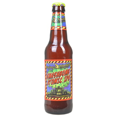 Flying Monkeys Smashbomb Atomic IPA Beer 355ml