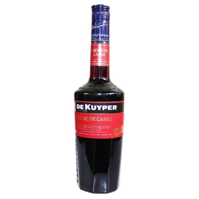 De Kuyper Blackcurrant Cream Liqueur 700ml