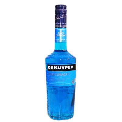De Kuyper Blue Curacao Liqueur 700ml