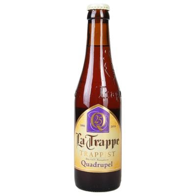 La Trappe Quadrupel Abbey Ale 330ml