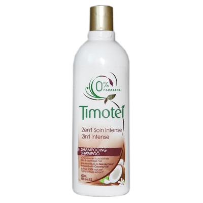 Timotei Shampoo 2in1 Intense 400ml
