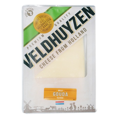 Basiron Gouda Cheese Slices 150g