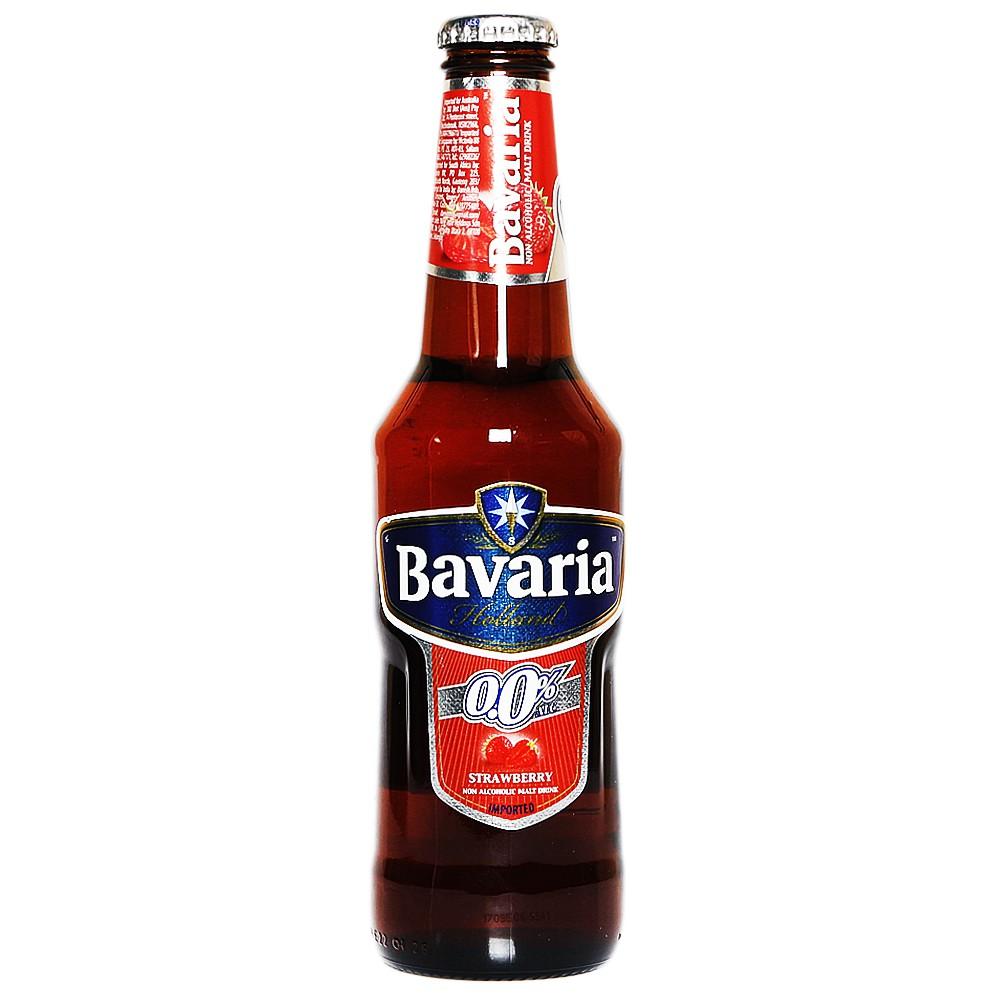 Bavaria Non Alcholic Malt Drink(Strawberry) 330ml