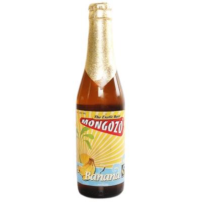 梦果香蕉味啤酒 330ml