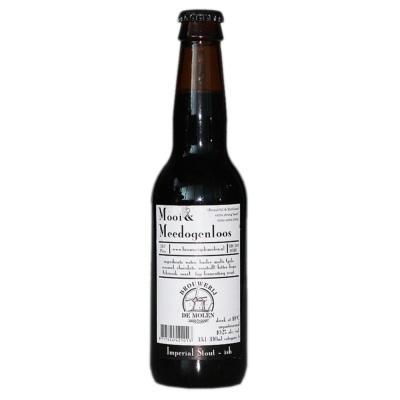 De Molen Mooi&Meedogenloos Beer 330ml