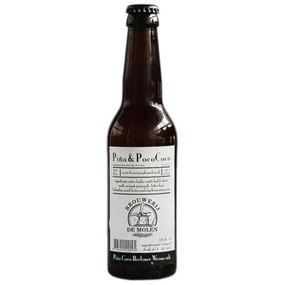 De-Molen Pina & PocoCoco Beer 330ml