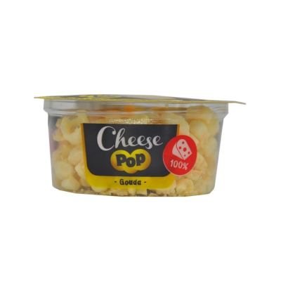 Basiron Popped Cheese Balls Of Gouda Cheese 65g