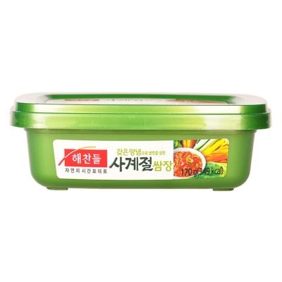 Cj Garlic Bean Pasta 170g