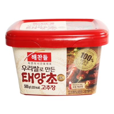 CJ Korea Chili Sauce 500g