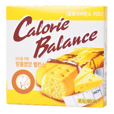 Calorie Balance Biscuits (Cheese) 76g