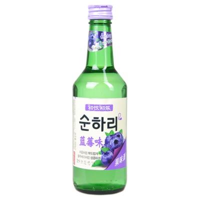 Chum-Churum Soju Blueberry Flavor 360ml