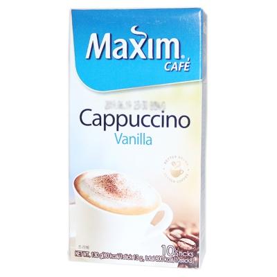 东西麦可馨卡布奇诺香草咖啡 130g