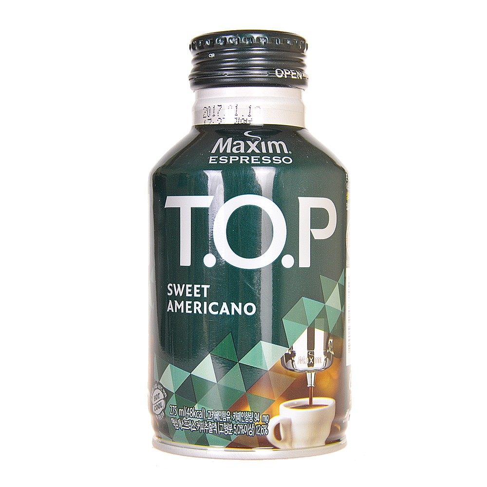 TOP Sweet Americano 275ml