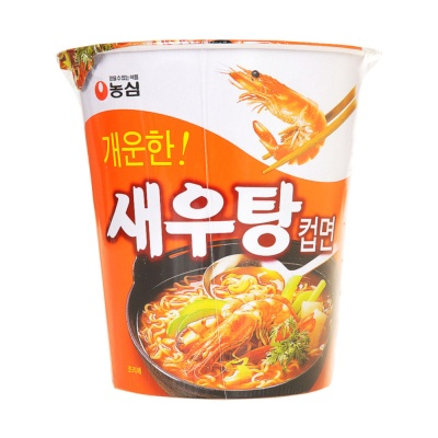 Nongshim Shrimp Flavored Ramen 67g
