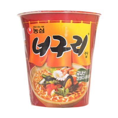 Nongshim Spicy Udon Noodle 62g