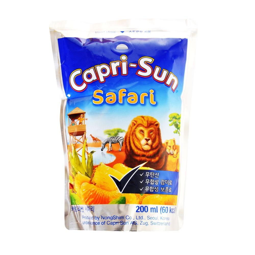 Capri-sun Tropical 200ml